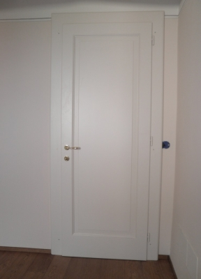 Porte interne falegnameria artigiana infissi mobili e - Restauro porte interne ...